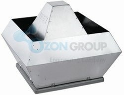 Systemair DVN 450E4 roof fan