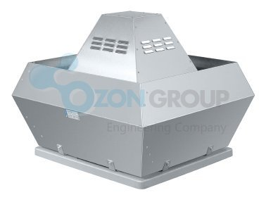 Systemair DVN 630D6 IE2 roof fan
