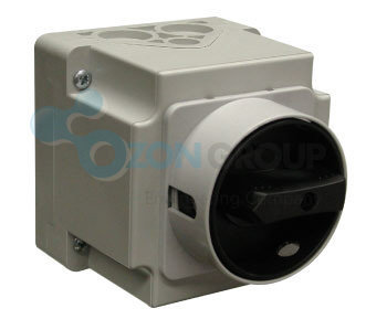 Systemair REV-8POL/15kW-40A ON/OFF
