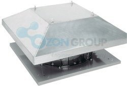 Systemair LGH 560/630 roof cowl