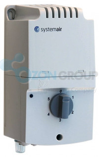 Systemair RE 1,5 Speed control