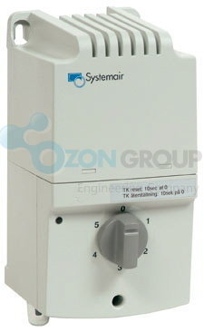 Systemair RTRE 1,5 Speed control