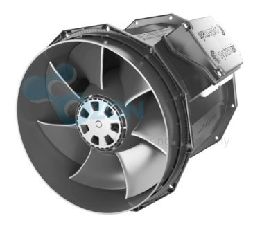 Systemair prio 200E2 circular duct fan