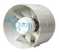 Systemair IF 100 Inlinefan