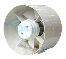 Systemair IF 120 Inlinefan