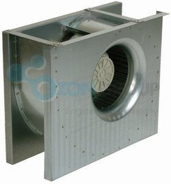 Systemair CT 315-4 Centrifugal fan
