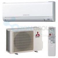 Mitsubishi Electric MS-GF25VA / MU-GF25VB Frost