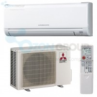 Mitsubishi Electric MS-GF20VA / MU-GF20VB Frost