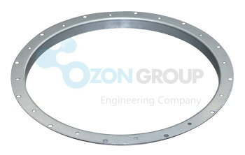 Systemair GFL-AR/AXC 400 counter flange