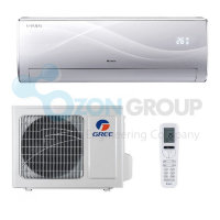 Gree GWH12UB-K3DNA3E silver серия U-POEM DC Inverter