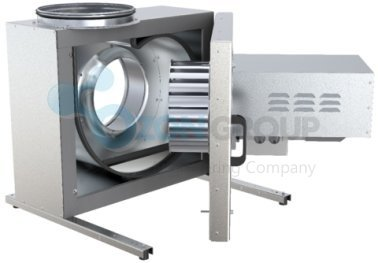 Systemair KBT 200E4 Thermo fan